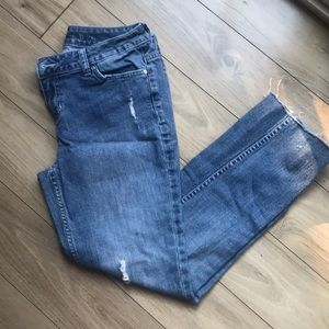 Vera wang size 6 jeans
